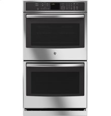 "30"" Self Cleaning Electric Double Wall Oven with Convection"