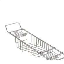 Essentials Traditional, Adjustable Bathtub Rack, Large