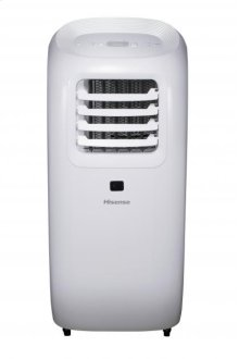 200 ft - ultra-slim air conditioner with remote