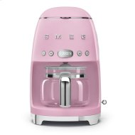Drip Coffee Machine, Pink