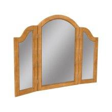 Jamestown Tri-fold Mirror