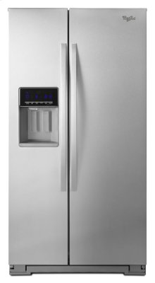 21 cu. ft. Counter Depth Side-by-Side Refrigerator with In-Door-Ice® Plus System