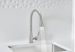 Blanco Atura 1.5 With Pull-down Spray - Stainless Finish