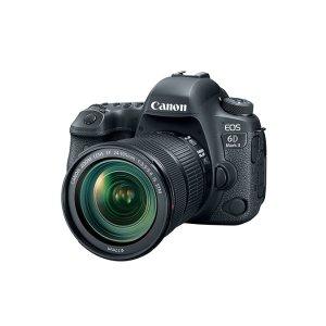 Canon EOS 6D Mark II EF 24-105mm F3.5-5.6 IS STM Digital SLR Camera