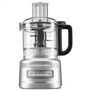 KitchenAid® 7 Cup Food Processor Plus - Contour Silver Product Image