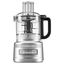 KitchenAid® 7-Cup Food Processor Plus - Contour Silver