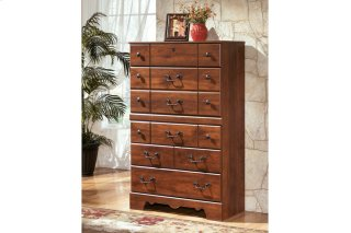 Timberline Five Drawer Chest