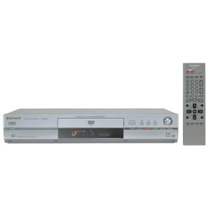 PanasonicProgressive-Scan DVD Video Recorder