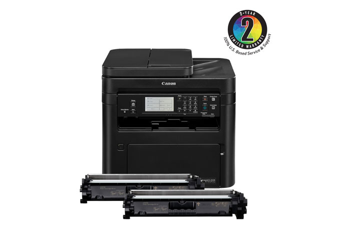 Canon imageCLASS MF269dw VP - All in One, Wireless, Mobile Ready Laser Printer with 2 Year Warranty and 2 High Capacity Toners imageCLASS All in One Laser