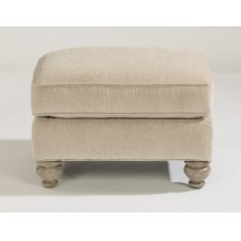Plymouth Fabric Ottoman