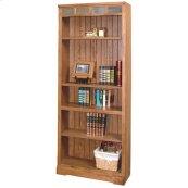 Sedona Bookcase/open