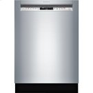 24' Recessed Handle Dishwasher 800 Plus Series- Stainless steel Product Image