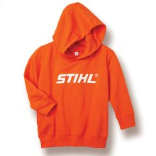 A classic STIHL sweatshirt now available in youth sizes!