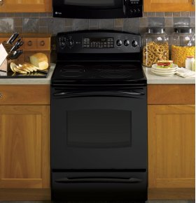 "GE Profile 30"" Free-Standing Double Oven Range"