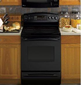 "GE Profile 30"" Free-Standing Double Oven Range"