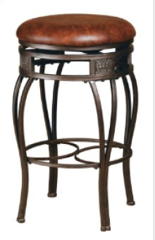 Montello Backless Swivel Counter Stool