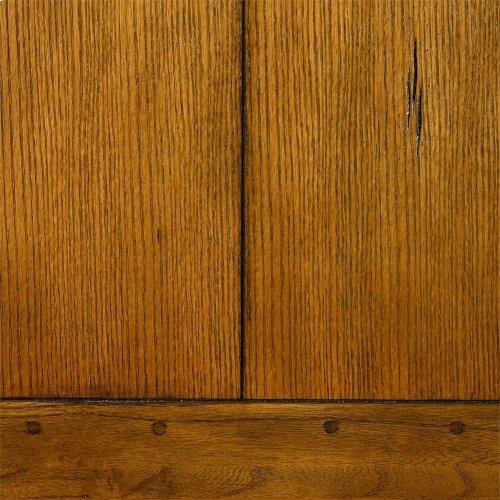 Hutch - Oak