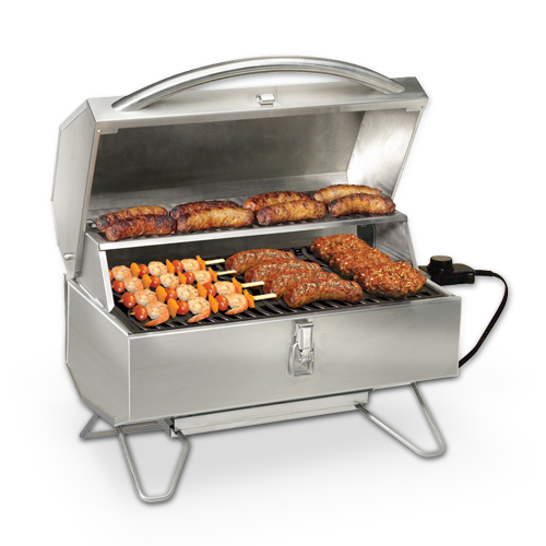 Beau Portable Grills PTSS165E Freestyle Portable Electric Grill