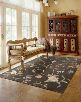CONTOUR CON12 TOB RECTANGLE RUG 3'6'' x 5'6''