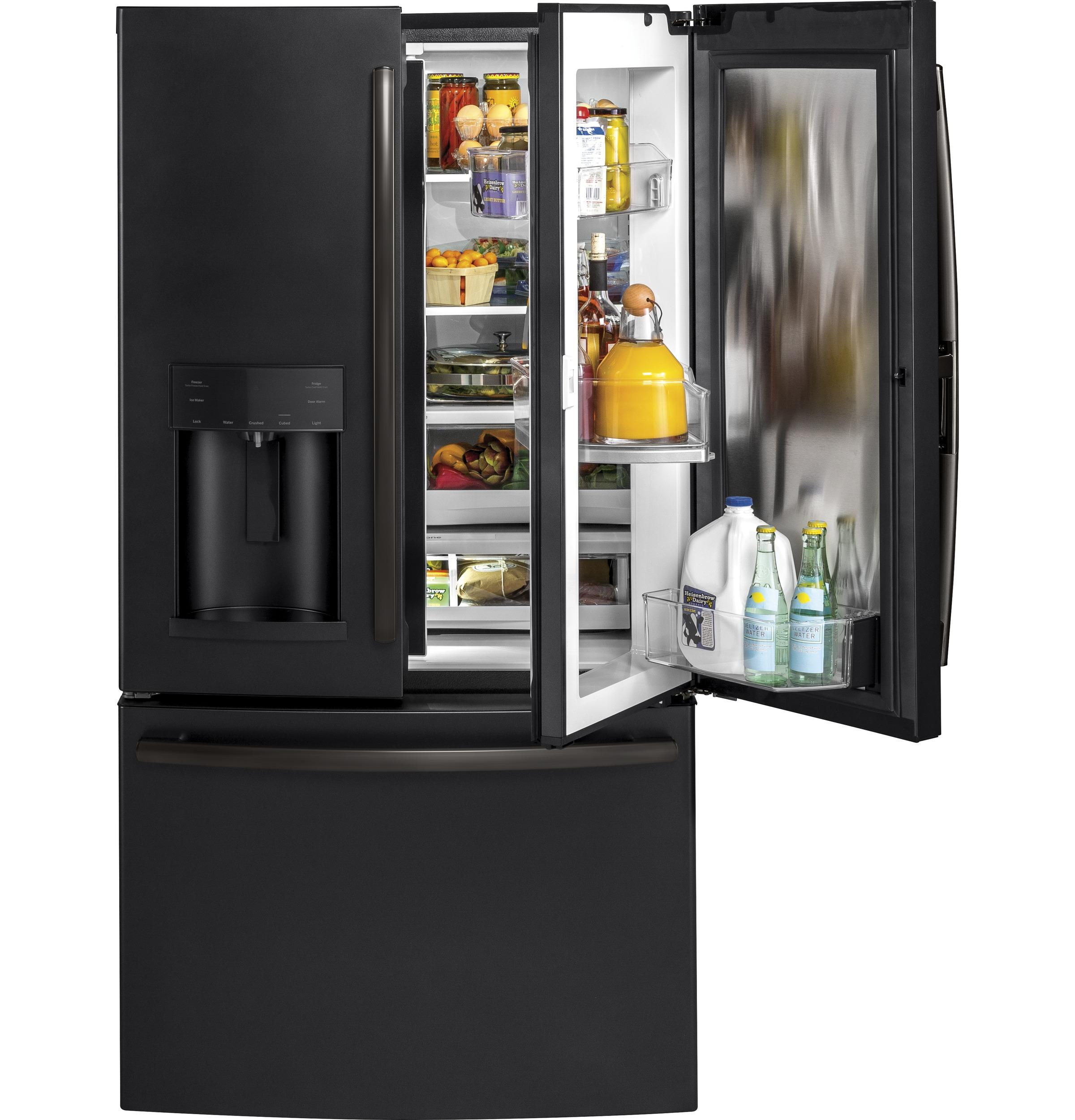 GE GE(R) 27.8 Cu. Ft. French Door Refrigerator With Door In Door