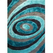 105 Gray Blue Rug Product Image