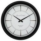 Less is More Contemporary Wall Clock Product Image
