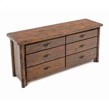 Old Towne 6 Drawer Dresser