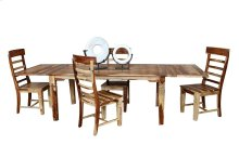 Tahoe Dining Table With Extensions, ISA-9039N