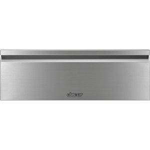 "DacorHeritage 30"" Flush Warming Drawer, Silver Stainless Steel"
