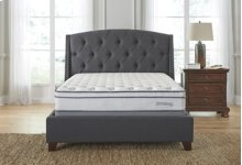 Longs Peak Ltd - White 3 Piece Mattress Set