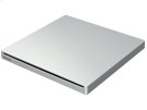 6x Magnesium Slim Slot USB 3.0 BD/DVD/CD Burner. Horizontal or Vertical Orientation. Supports BDXL format. USB Bus Powered. Product Image