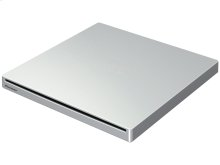 "6x Magnesium Slim Slot USB 3.0 BD/DVD/CD Burner. Horizontal or Vertical Orientation. Supports BDXL "" format. USB Bus Powered."