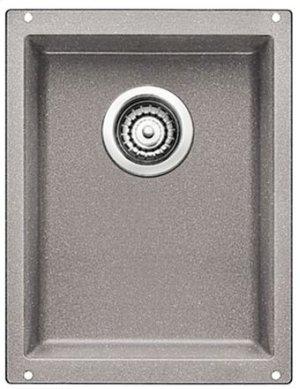 Blanco Precis Medium Bowl - Metallic Gray