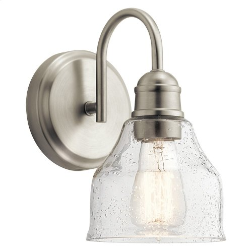 Avery Collection Avery 1 Light Wall Sconce NI