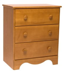 """Dover 3 Drawer Chest 25"""" Wide"""