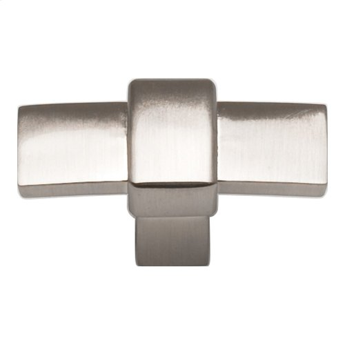 Buckle Up Knob 1 13/16 Inch - Brushed Nickel