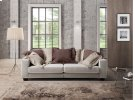 Estro Salotti Easylounge Modern Fabric Sofa Bed Product Image