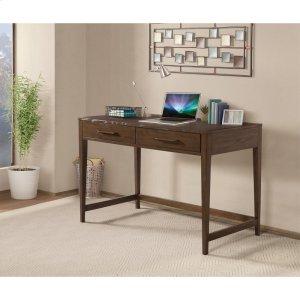 RiversideVogue - Writing Desk - Plymouth Brown Oak Finish