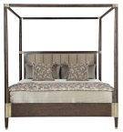 Queen-Sized Clarendon Canopy Bed in Arabica (377) Product Image