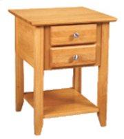 Alder End Table Product Image