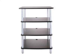 4-Shelf TV Stand To Support Custom AV Setups