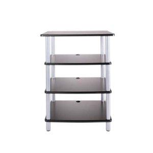 Sanus4-Shelf TV Stand To Support Custom AV Setups