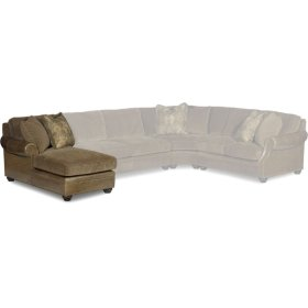 Bradington Young Warner LAF Chaise Lounge 8-Way Tie 220-41