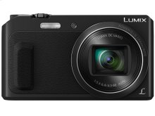 LUMIX 20X Zoom Camera with Wink-Activated Selfie Feature DMC-ZS45K