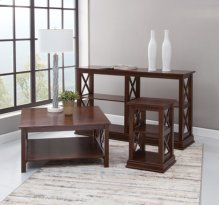 Hampton Occasional Tables Espresso