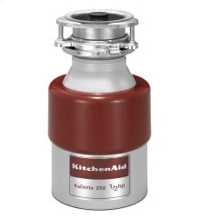 KitchenAid 1/2-Horsepower Continuous Feed Food Waste Disposer - Other