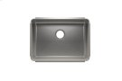 """Classic 003217 - undermount stainless steel Kitchen sink , 24"""" × 17"""" × 10"""" Product Image"""