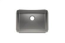 """Classic 003217 - undermount stainless steel Kitchen sink , 24"""" × 17"""" × 10"""""""