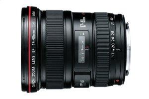 Canon EF 17-40mm f/4L USM Ultra-Wide Zoom Lens