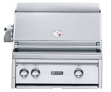 """27"""" Built-in Grill with ProSear and Rotisserie (L27PSR-3)"""